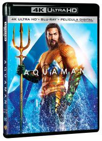 Aquaman UHD - BD