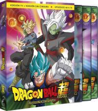 Dragon Ball Super. Box 6 - DVD