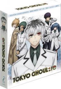 Tokyo Ghoul: re Episodios 1 a 12 (parte 1)  Edición Coleccionistas - BD