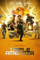 Triple amenaza (Triple threat) - DVD