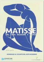 Matisse del Moma y Tate Modern- BD