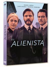 El Alienista (1ª Temporada) - DVD