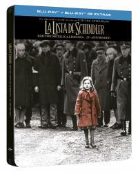 La lista de Schindler (Steelbook) - BD