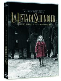 La lista de Schindler  - DVD