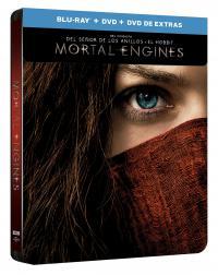 Mortal Engines (Combo E.E.) - BD