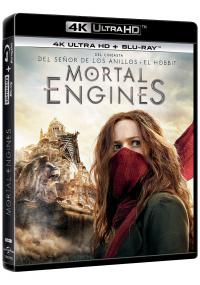 Mortal Engines UHD - BD