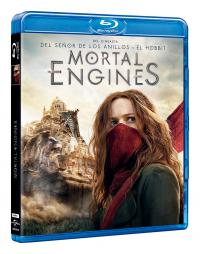 Mortal Engines - BD