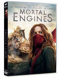 Mortal Engines - DVD