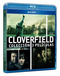 Pack Cloverfiel (1-3)  - BD