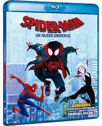 Spider-Man - Un nuevo universo - BD