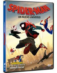 Spider-Man - Un nuevo universo - DVD