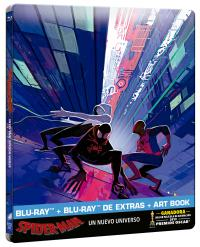 Spider-Man - Un nuevo universo (Edición Metálica) - BD