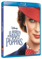 El regreso de Mary Poppins - BD