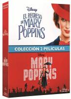 Mary Poppins + El regreso de Mary Poppins - BD