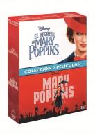 Mary Poppins + El regreso de Mary Poppins - DVD