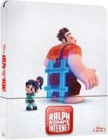 Ralph Rompe Internet (Steelbook) - BD