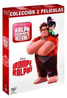 Rompe Ralph + Ralph Rompe Internet - DVD