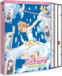 Card captor sakura clear card (Episodios 1 a 11) - DVD