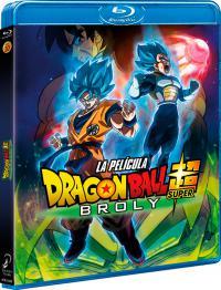 Dragon Ball Super: Broly - BD