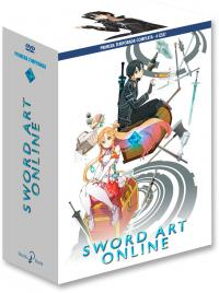 Sword art online (1ª temporada) - DVD