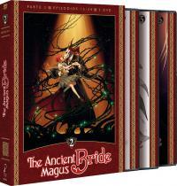 The Ancient Magus' Bride (Episodios 13 a 24 - parte 2) - DVD