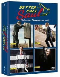Better call saul t1-4 (dvd)