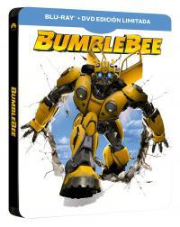 Bumblebee (bd + dvd) (ed especial metal)