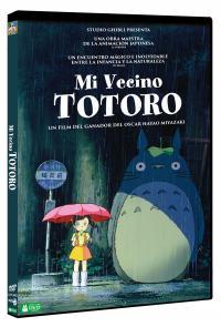 Mi vecino totoro (dvd)