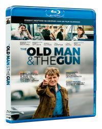 The old man & the gun (bd)