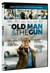 The old man & the gun (dvd)