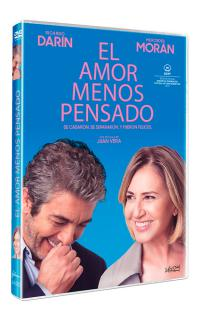 El amor menos pensado - DVD