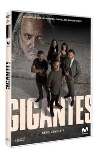 Gigantes - serie completa - DVD