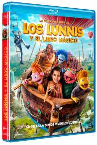 La gran aventura de los lunnis y el libro mágico - BD