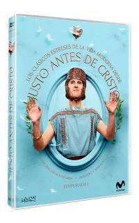 Justo antes de Cristo (1ª temporada) - DVD
