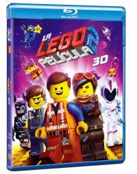 La lego® película 2 3D - BD