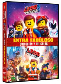 La lego® película + La lego® película 2 - DVD