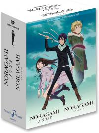 Noragami + Noragami aragoto. (Serie completa) - DVD