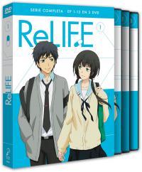 Re-life episodios 1 a 13 (Serie completa) - DVD