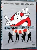 Los cazafantasmas 1+2 (ed. 2019) - DVD