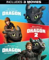 Como entrenar a dragón 1-3 - DVD