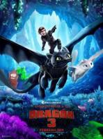 Como entrenar a dragón 3  - DVD