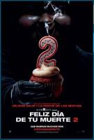 Feliz dia de tu muerte 2 - DVD