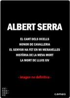 Pack Albert Serra (5 DVD +libro) - DVD