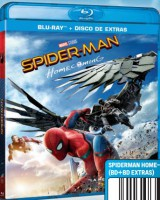 Spider-Man: Homecoming  (BD+ Extras) - BD