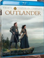 Outlander (4ª Temporada) - DVD