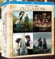Outlander (1ª -4ª temporada) - BD