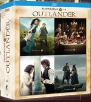 Outlander (1ª -4ª temporada) - DVD