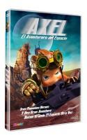Axel, el aventurero del espacio