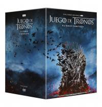 Juego de tronos (1ª - 8ª temporada) - DVD