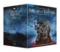 Juego de tronos (1ª - 8ª temporada) - BD